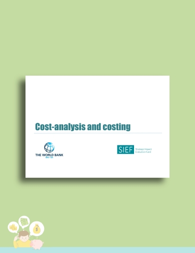 cost analysis and costing