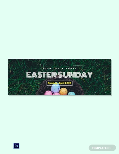 easter sunday tumblr banner