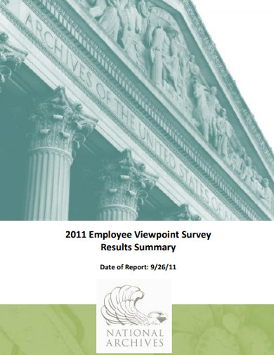 employee viewpoint survey