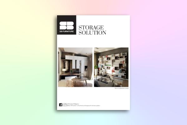 furniture advertising catalog