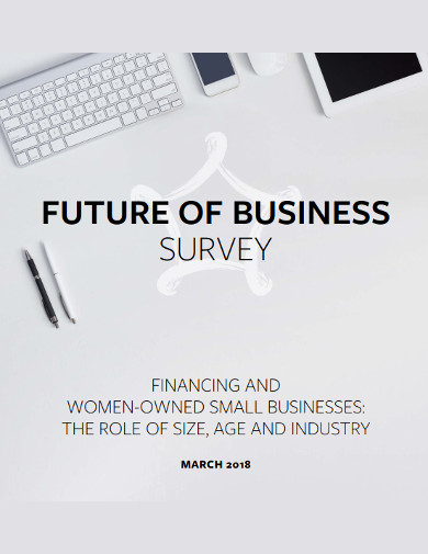 future of business survey