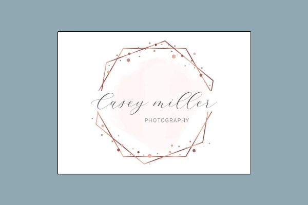 geometric photography logo