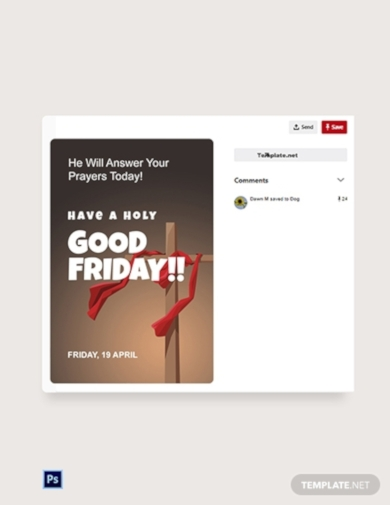 good friday church pinterest post
