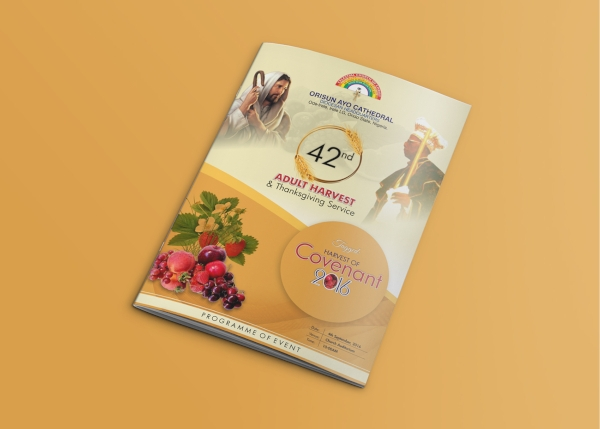 harvest church magazine