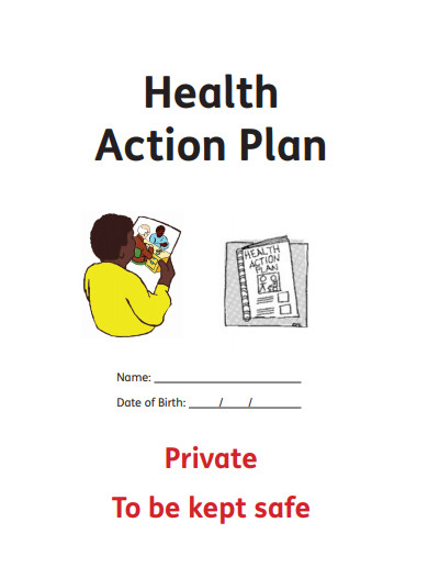 health action plan