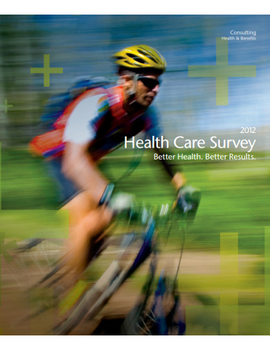 health care survey in pdf