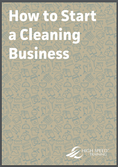 how to start cleaning business plan