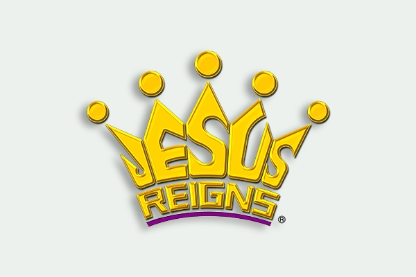 jesus reigns church logo
