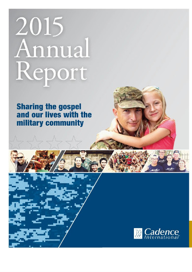 military ministry nonprofit report