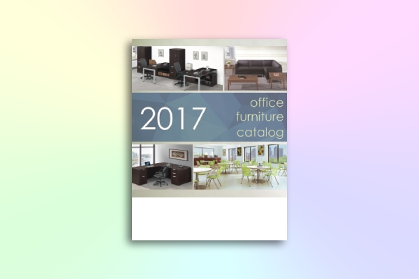 office furniture advertising catalog