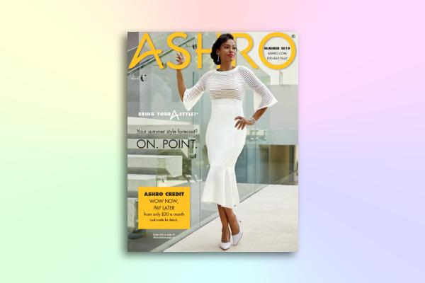 online fashion advertising catalog