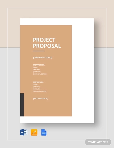 50+ Project Proposal Examples - PDF, Word, Pages | Examples