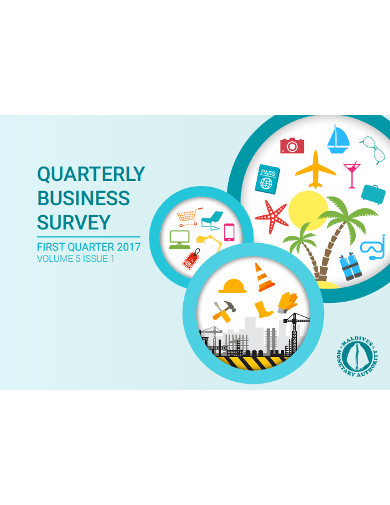 quarterly business survey