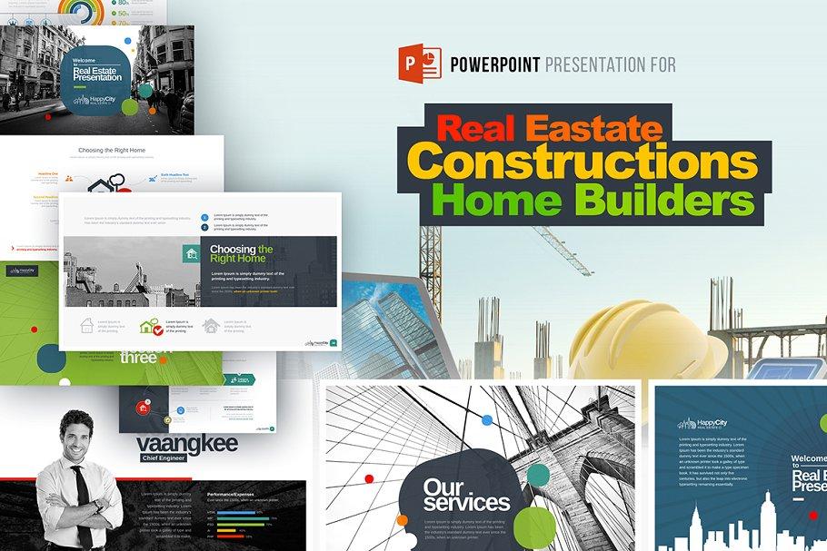 10+ Real Estate Marketing Presentation Examples & Templates