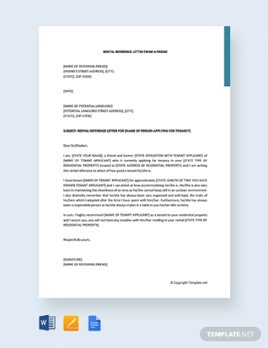 Personal Reference Letter Template from images.examples.com