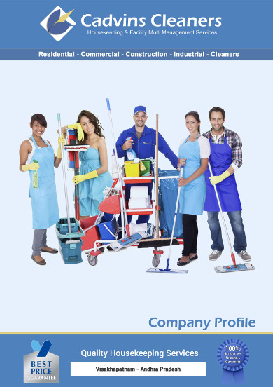 residential cleaning service business plan