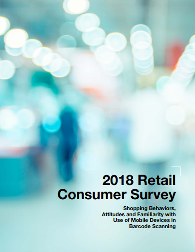retail consumer survey