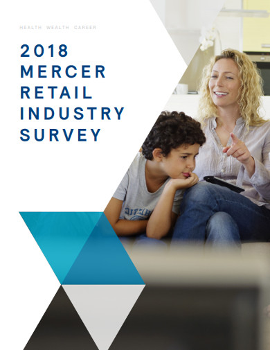 retail industry survey