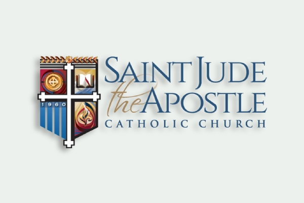 saint jude the apostle catholic church logo
