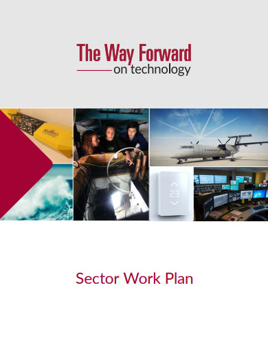 sector work plan