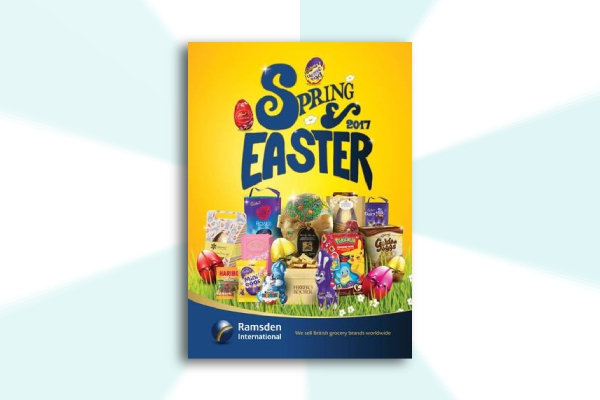 spring and easter brochure