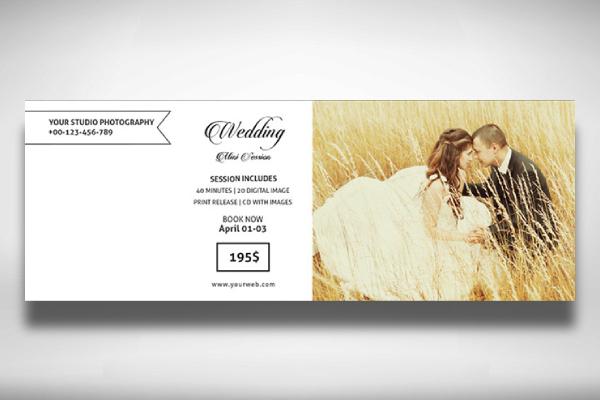 wedding photographer facebook cover