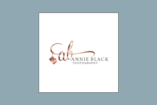 whimsical photography logo