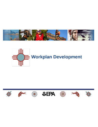 work plan development template
