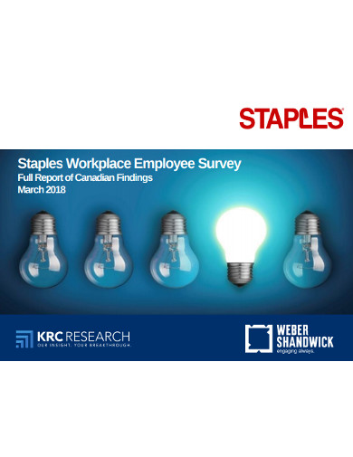 workplace employee survey