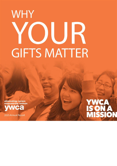 ywca nonprofit report template