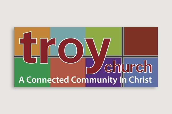 youth church website banner