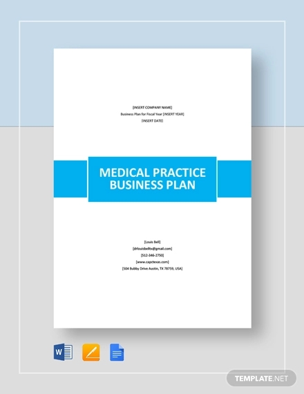 medical practice business