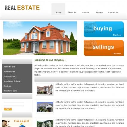 Best website option for a independent real estate broker