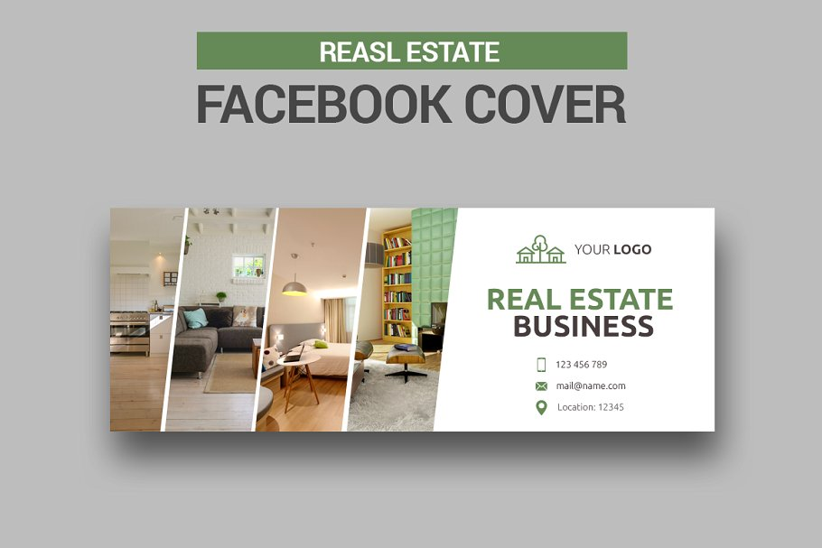 Free 10 Best Real Estate Facebook Cover Examples Templates Download Now Examples