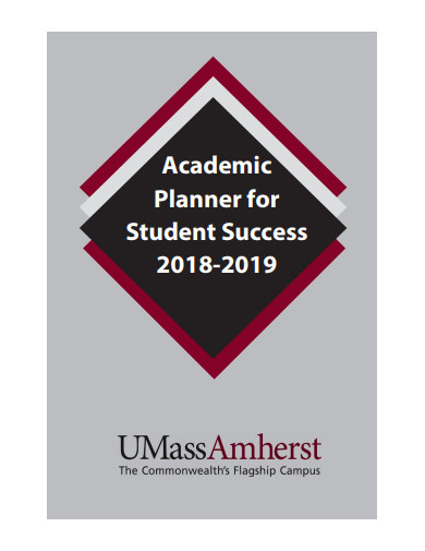 academic planner for student success