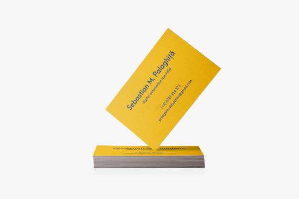business card digital marketing