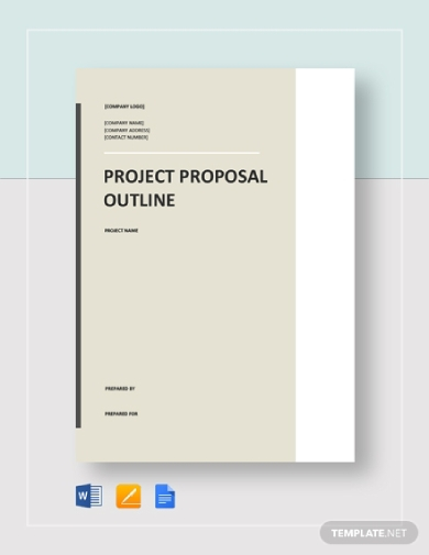 business project proposal outline