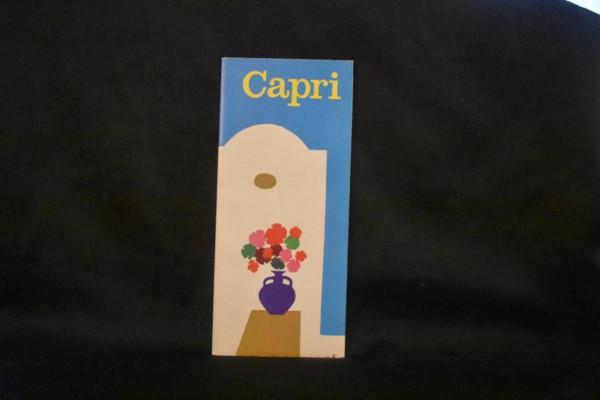 capri travel brochure