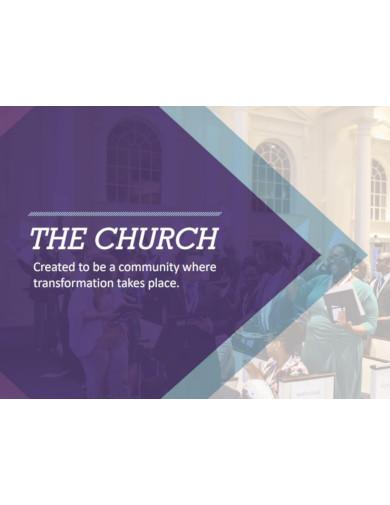 church power point presentation