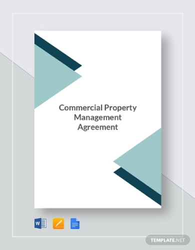 commercial property management agreement