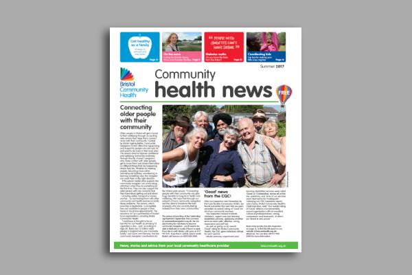 community health newspaper