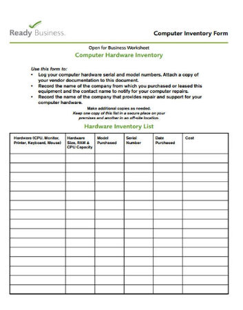 computer inventory form1