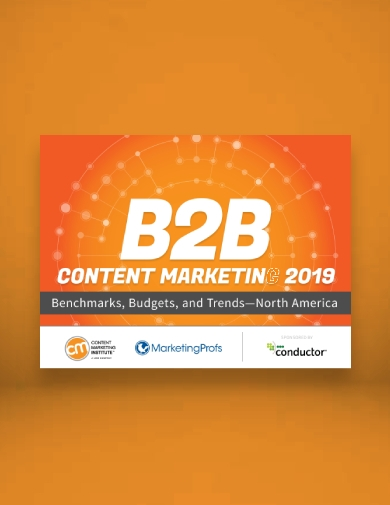 content marketing research report