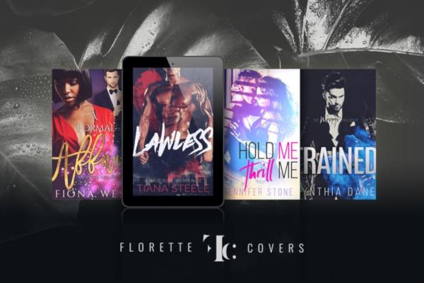 custom marketing book cover design