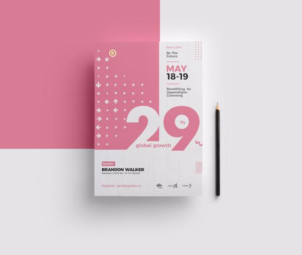 event poster flyer design
