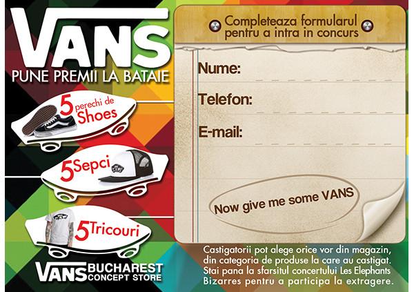 event prize voucher