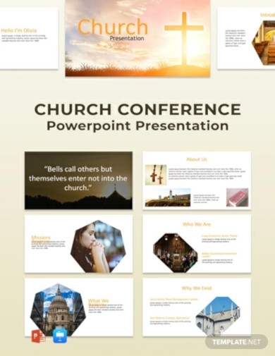 FREE 15+ Church Presentation Examples & Templates [Download