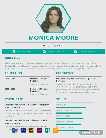 free 10  best medical resume examples  u0026 templates