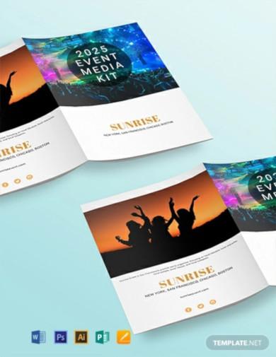 free event media kit