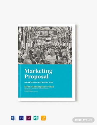 free marketing proposal template